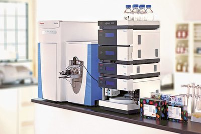 Thermo Scientific Q Exactive mass spectrometry system